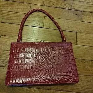 Handbags - Isaac Mizrahi clutch